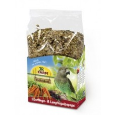 JR Birds Individual Sperlings- und Langflügelpapagei 1 kg
