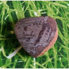 Kokos-Herz, ca. 5 cm
