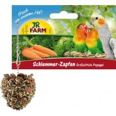JR Birds Schlemmerzapfen Großsittich und Papagei